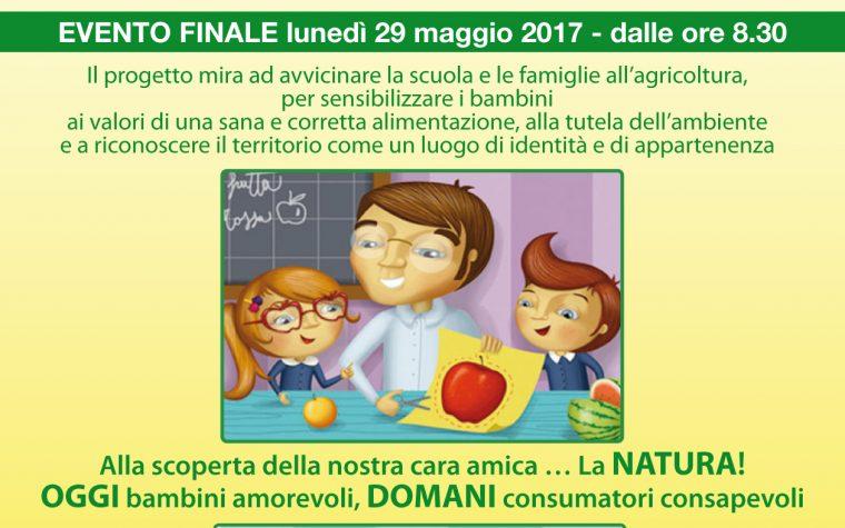 Nelle scuole di Messina, la salute vien mangiando!